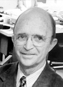 Photo of Dr. Lowell Salter.