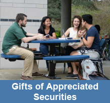Gifts of Appreciated Securities Rollover